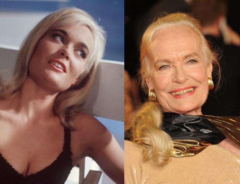 Bond women then and now, huge cockes fuckin small pussys