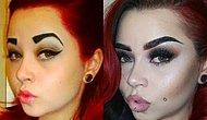 Терпение и труд: 11 девушек, которые достигли невероятного прогресса в макияже