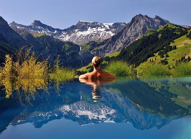5. İsviçre Alpleri