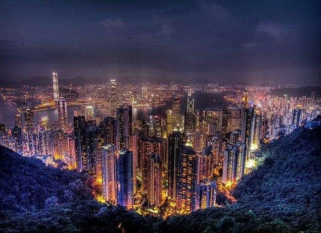 11. Hong Kong