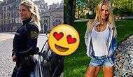 The Sexiest Cop In The World Will Make You Wish She'd Arrest You!