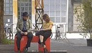 Скамейка, которая сближает незнакомцев