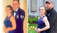 26 Daughters Who Wore Their Mother's Prom Dresses For Their Own Prom!