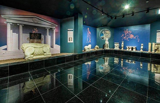 25. İzmir Ödemiş Müzesi