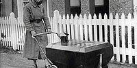 13 жутких фотографий из прошлого, от которых по коже пробегут мурашки