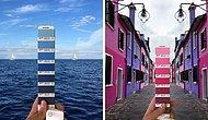 This Graphic Designer Perfectly Matches Pantone Colors With Real-Life Landscapes!
