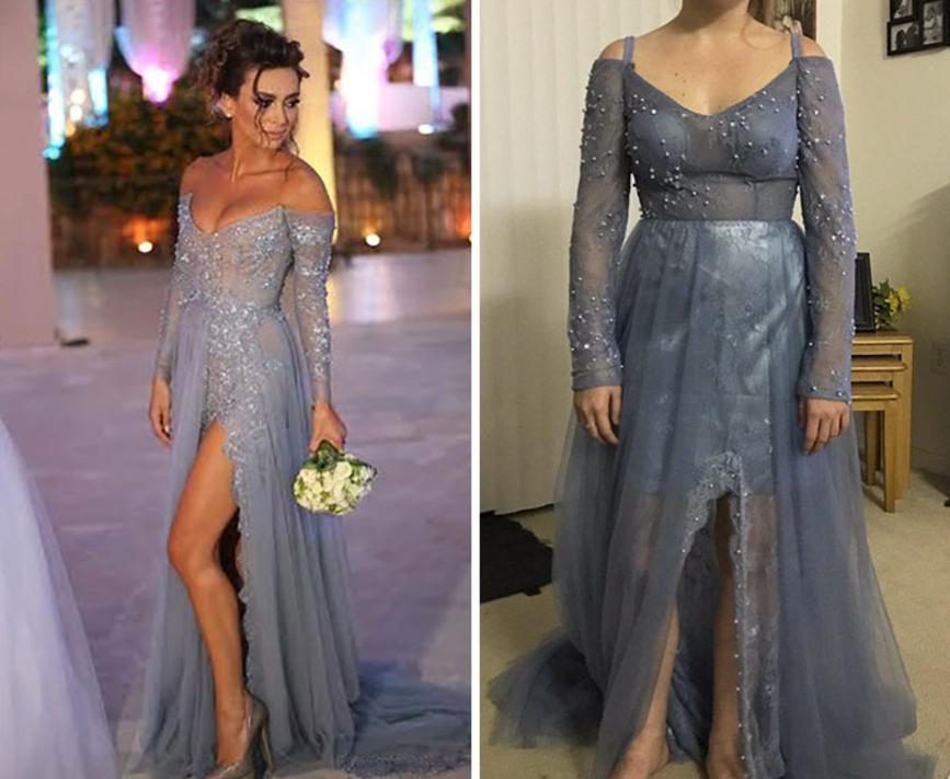 двух приколы заказанных платьев фото знал, что