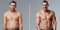 45-летний мужчина доказал, что даже в этом возрасте можно достичь идеального тела