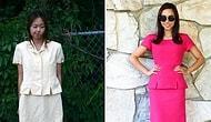 Мама превращает мешковатую одежду в новомодные предметы гардероба
