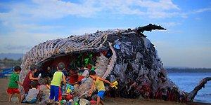 """Dead Whale"" Of The Philippines Reminds Us How Serious Ocean Pollution Is!"