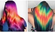 """Такого еще не было: """"Радужный градиент"""" - новый тренд в окраске волос"""