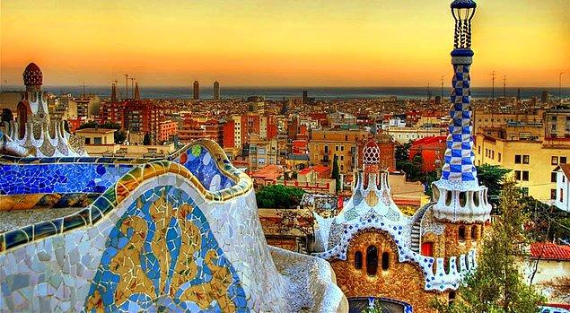 Barcelona!