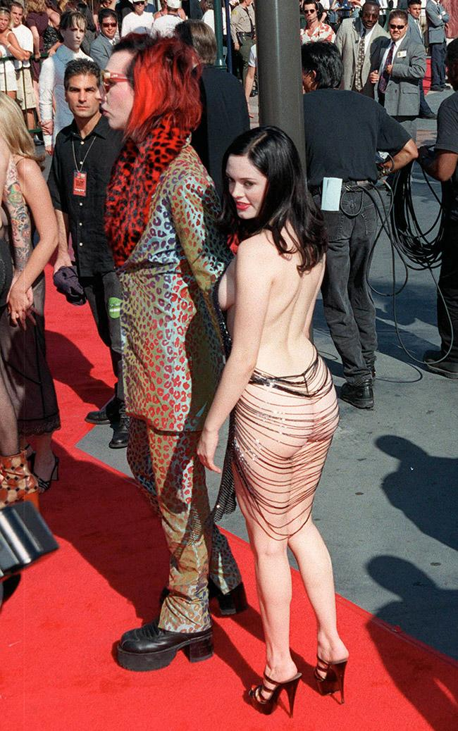 15 Times Celebs Have Worn Next To Nothing On The Red