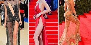 15 Times Celebs Have Worn Next To Nothing On The Red Carpet