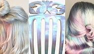Очередной бьюти-тренд, вдохновлённый матушкой-природой: перламутровые волосы