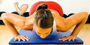 10 крутых упражнений для увеличения груди