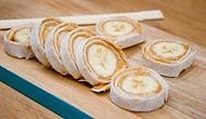 Самая сладкая версия суши: Банановые роллы и суши