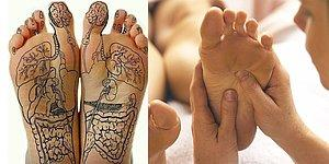 Your Foot Has The Full Map Of Your Body And Here Is How To Read It