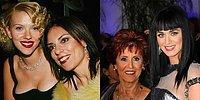 20 знаменитостей со своими любимыми мамами
