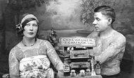 31 Great Vintage Tattoos That Go As Far Back As 100 Years