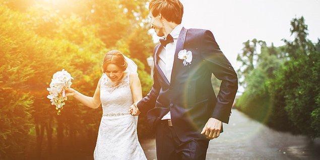 Bu yolun sonu evlilik!