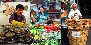 """""""Живые"""" портреты продавцов уличной еды из разных уголков планеты"""