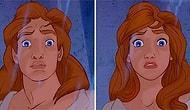Парень меняет героев мультфильмов Disney полами, и все в восторге!