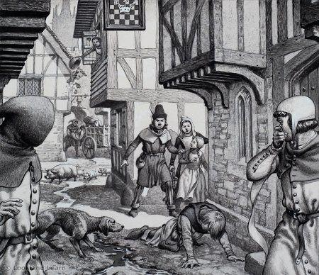 a history of the great london plague in 1665 The black death, also known as the great plague or of european history the black death is thought to have with the great plague of london in 1665.