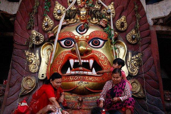 Тест: Какое вы индуистское божество?