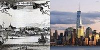 The World's Most Popular Cities And How They Used To Look Centuries Ago!