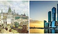 9 фото известнейших городов мира, сделанных до того, как они стали таковыми