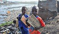 A Business More Profitable Than Drugs Where Mountains Of Money Gets Laundered: Electronic Waste!