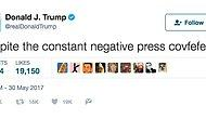Trump Tweeted 'Covfefe' Late At Night, And The Internet Supplied The Punchlines Immediately!