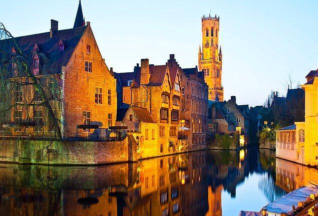 6. Brüj, Belçika