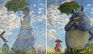 7 Classical Paintings Reimagined With Cartoon Characters!