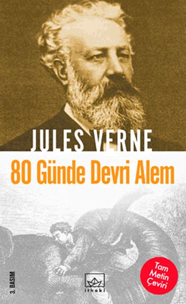 Seksen Günde Devr-i Âlem - Jules Verne