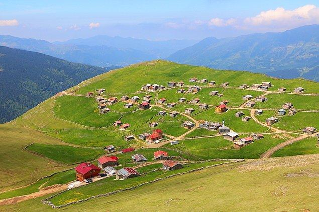 Trabzon Karester Yaylası
