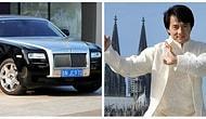 Rolls Royce изготовили эксклюзивный автомобиль специально для Джеки Чана