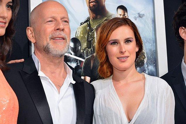 Ama son haline bakılırsa Bruce Willis açık ara önde.
