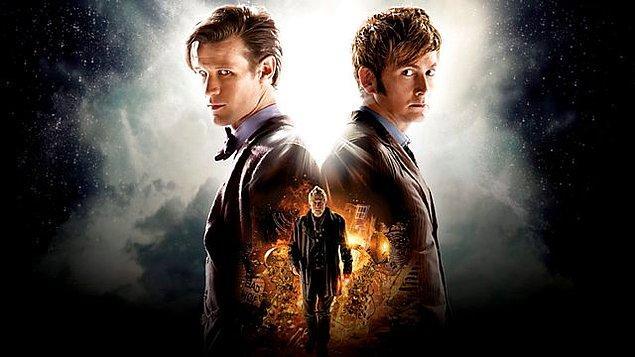 4. The Day of the Doctor, (Özel bölüm olduğu için sezon ve bölümü yok) (IMDB Puanı: 9.4)