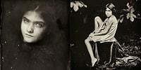 Фотограф использует технику 19 века для создания криповых портретов детей