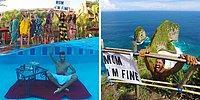 """""""Мам, я в порядке"""": отважный путешественник постит фото в Instagram, чтобы успокоить маму"""