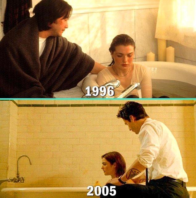15. Keanu Reeves & Rachel Weisz