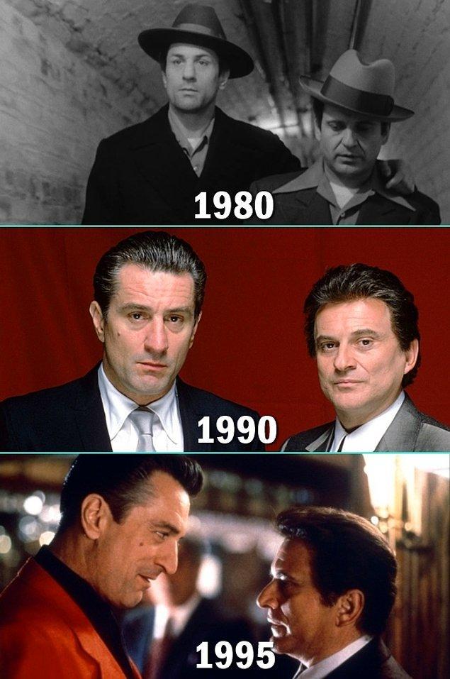 13. Robert De Niro & Joe Pesci