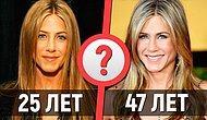 10 актрис, которые вообще не стареют