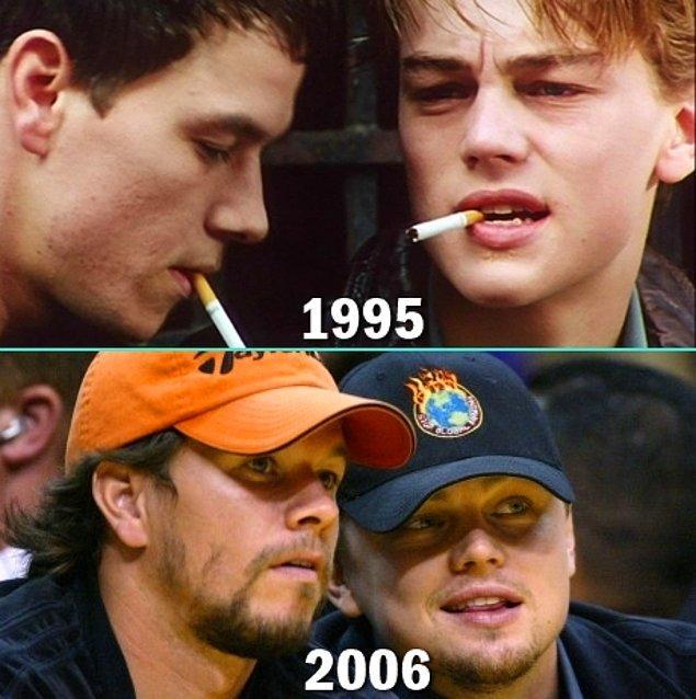 20. Mark Wahlberg & Leonardo DiCaprio