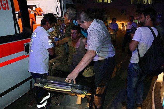Asker zehirlenmeleriyle ilgili gözaltına alınanların sayısının 24'e yükseldi.