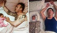 """10 самых мощных отцовских фото на Instagram-страничке """"Не забывайте пап"""""""