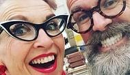 Стильные пожилые пары, доказавшие, что старость может быть в радость!