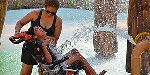 Первый в мире аквапарк для людей с ограниченными возможностями только что открылся, и это однозначно лучшее место в мире!